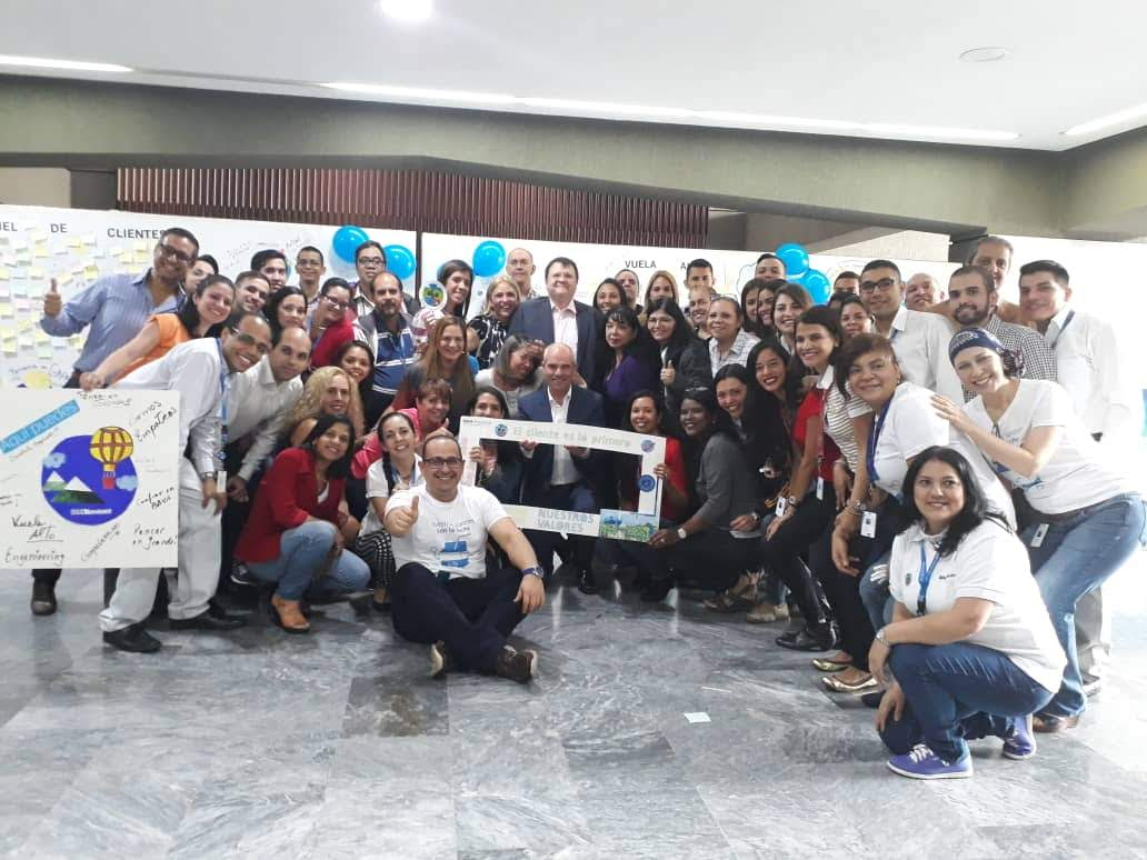 BBVA Values Day Venezuela
