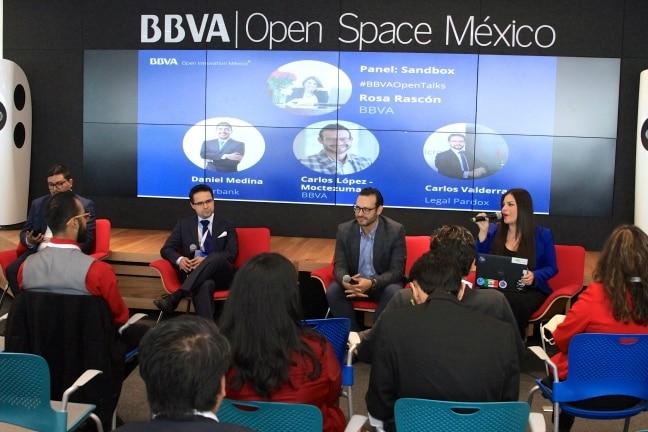 BBVA Bancomer Open Talks Carlos López Moctezuma