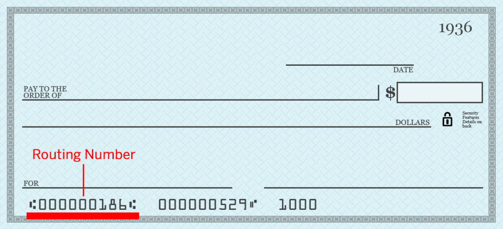 what are all those numbers on the bottom of your checks
