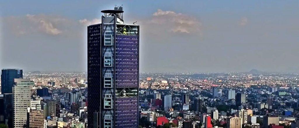 Foto Torre Bancomer edificio
