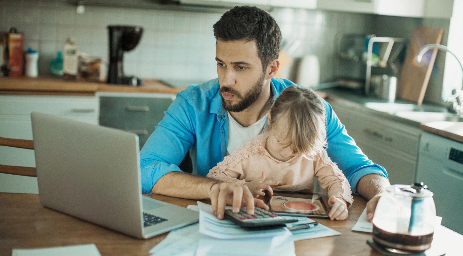 Informe de la Fundación BBVA y el Ivie sobre endeudamiento familiar