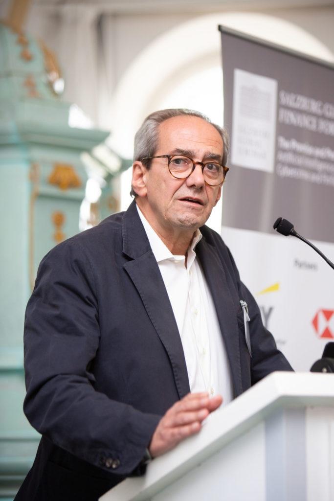 José Manuel González-Páramo Salzburgo fintech finanzas recurso BBVA
