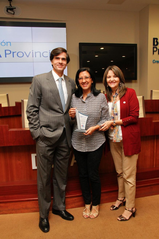Premiación Programa Papagayo Fundación BBVA Provincial