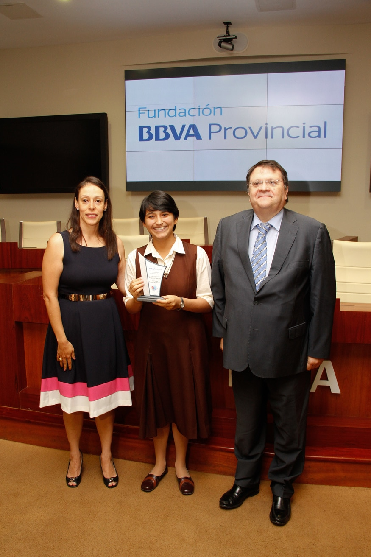 Premiación concurso Programa Papagayo Fundación BBVA Provincial
