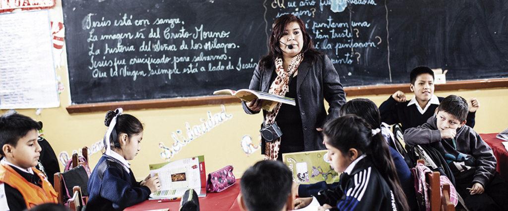 Día del Maestro: 3 conmovedoras historias de maestros peruanos