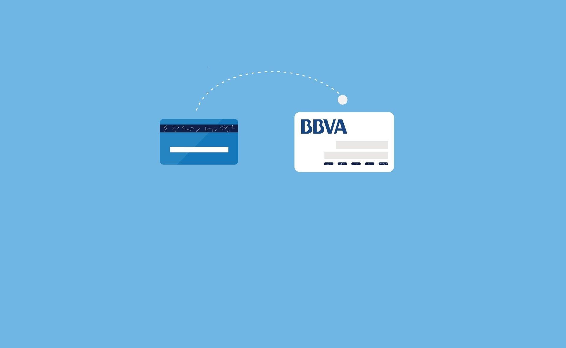 Renovación de Tarjeta BBVA Bancomer