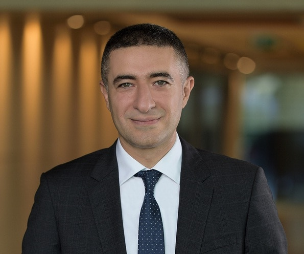 Garanti Executive Vice President Mahmut Akten bbva