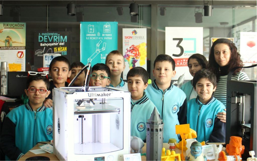3Dörtgen BBVA Momentum Turquía 2018