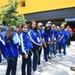Ganadores de la Olimpiada del Conocimiento Infantil 2018