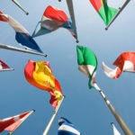 Banderas, UE, Europa, recurso, BBVA