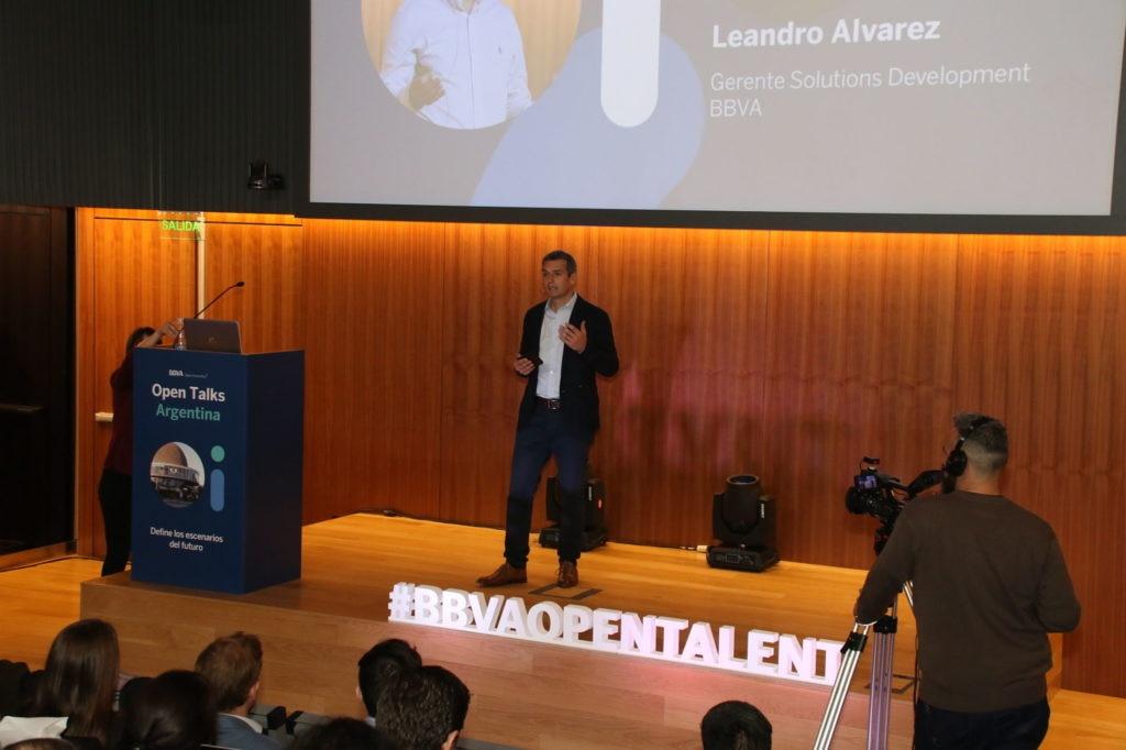 Leandro Álvarez, gerente de Solutions Development de BBVA Francés
