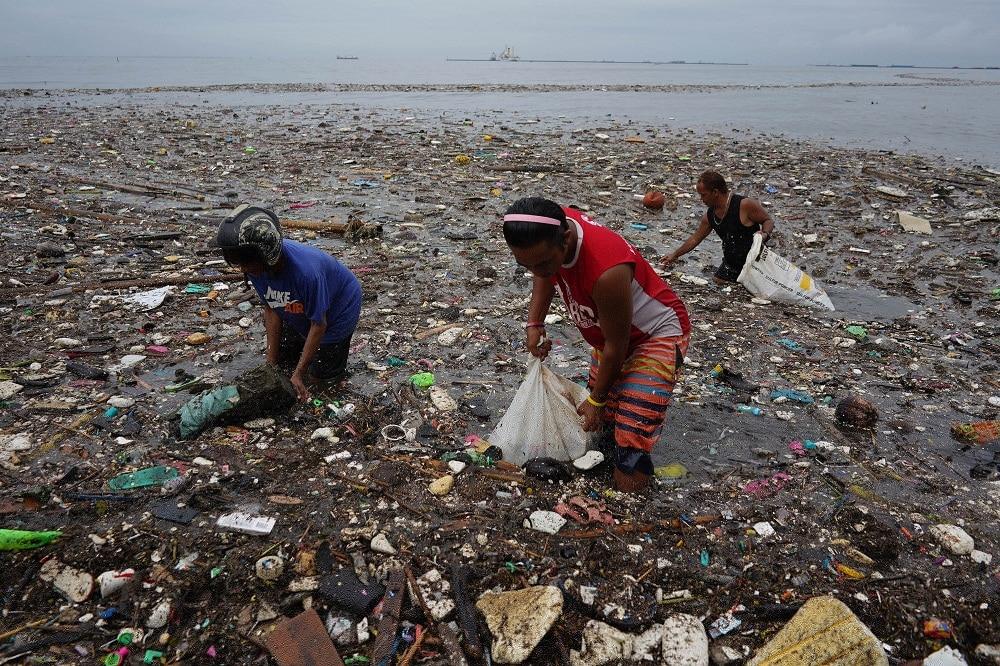 EFE plastico oceano mar contaminacion medio ambiente educacion ambiental agua recurso bbva
