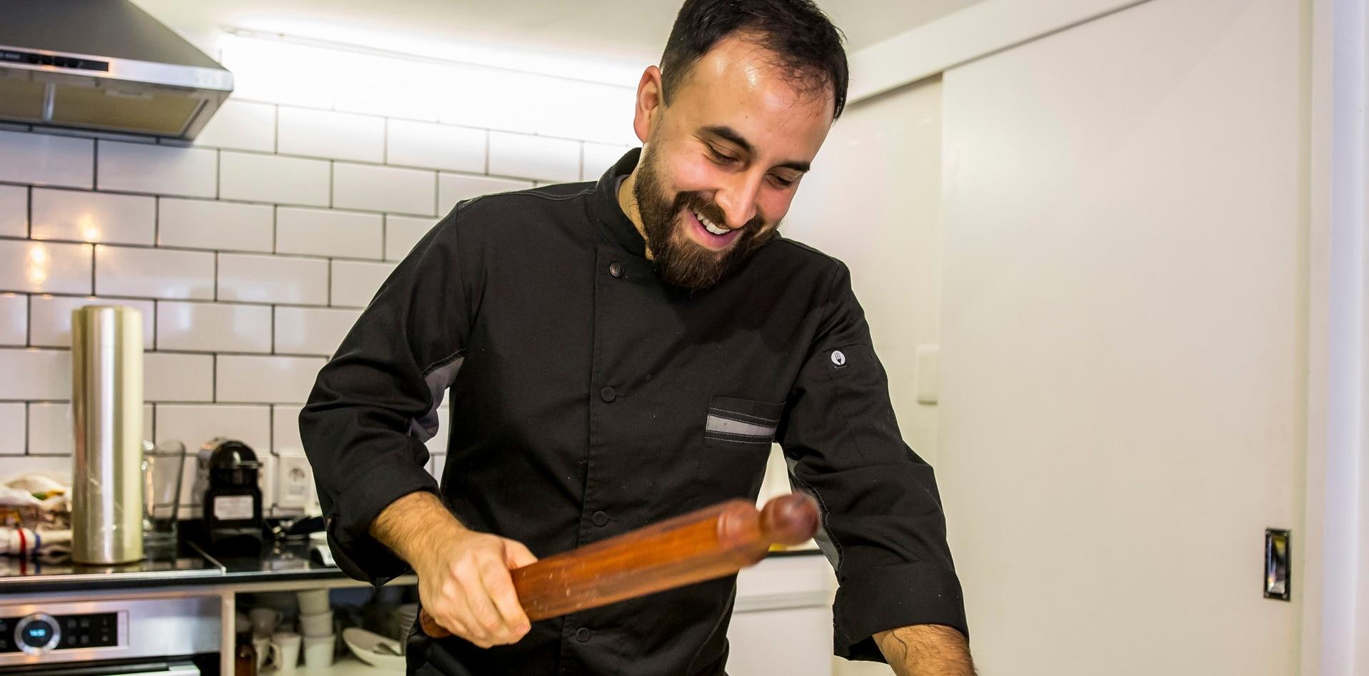 Fotografía de LUCAS FUENTE Chef Uruguay