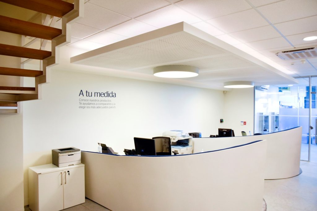 Nueva oficina BBVA Uruguay