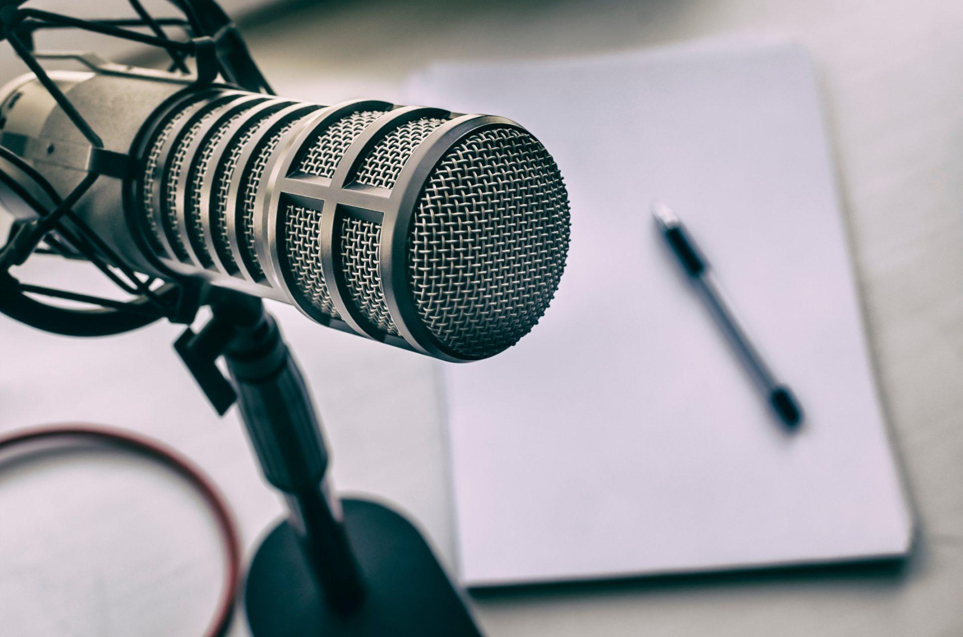 Podcast recurso blink microfono bbva
