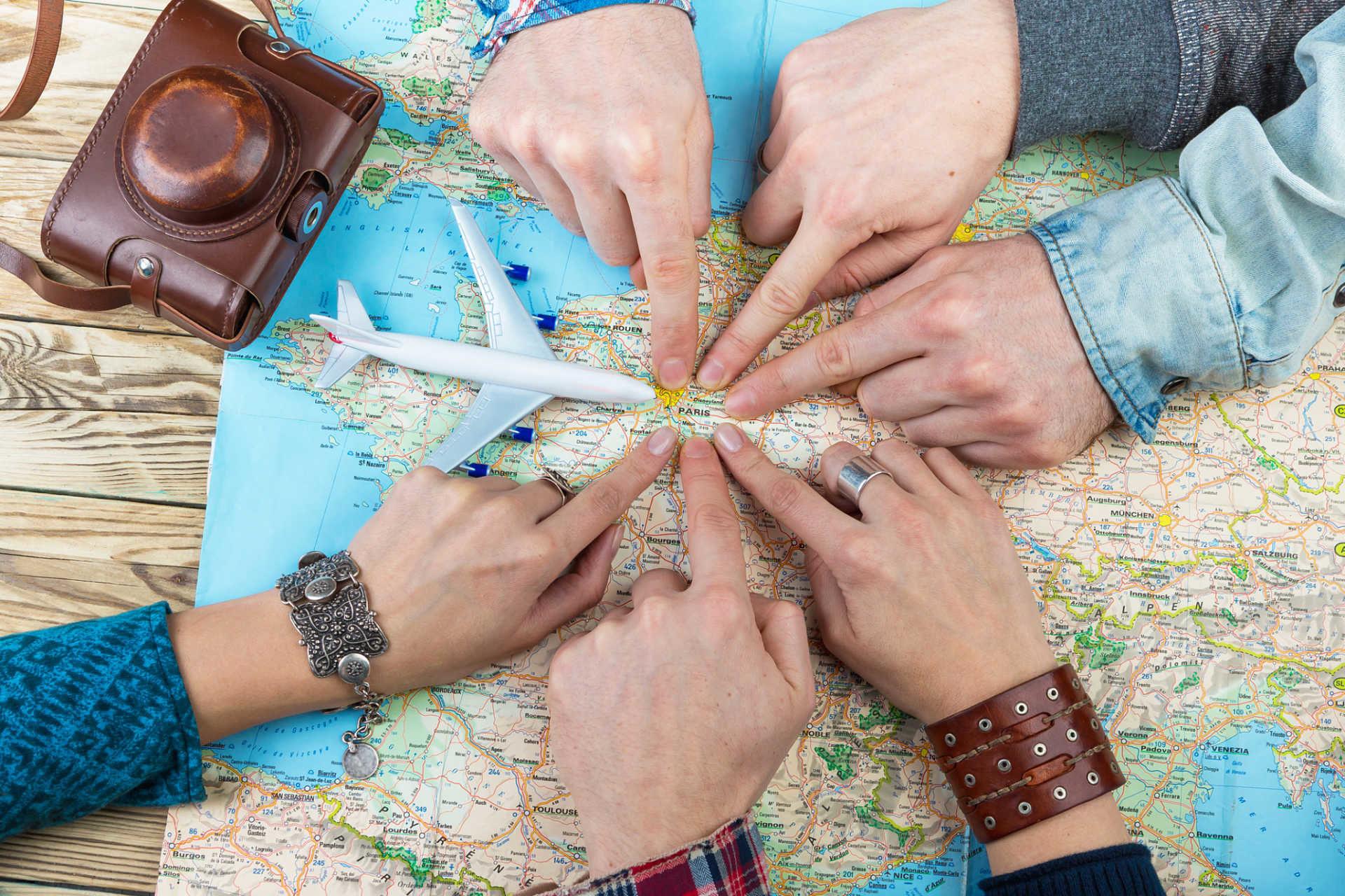 administrar costos viaje