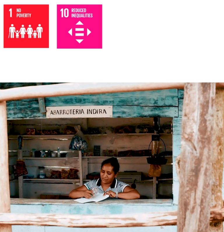 Picture of SDG Adelaida Moran, BBVAMF entrepreneur