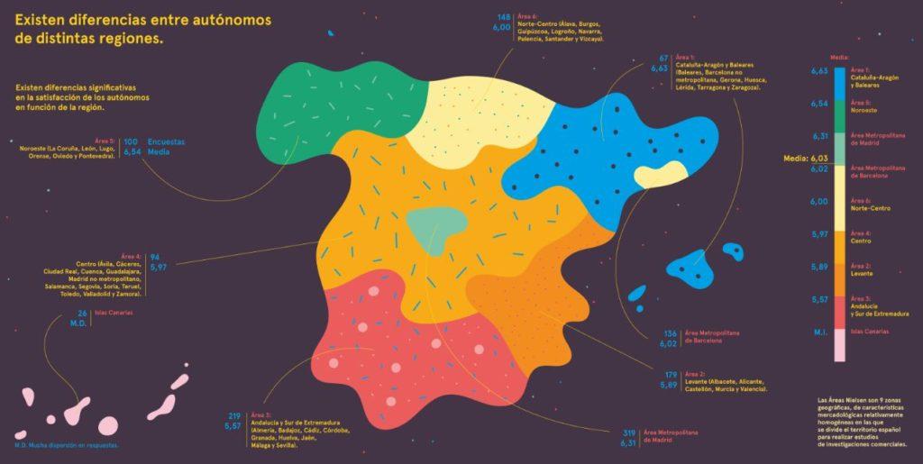 mapa españa muno comunidades autónomas recurso bbva