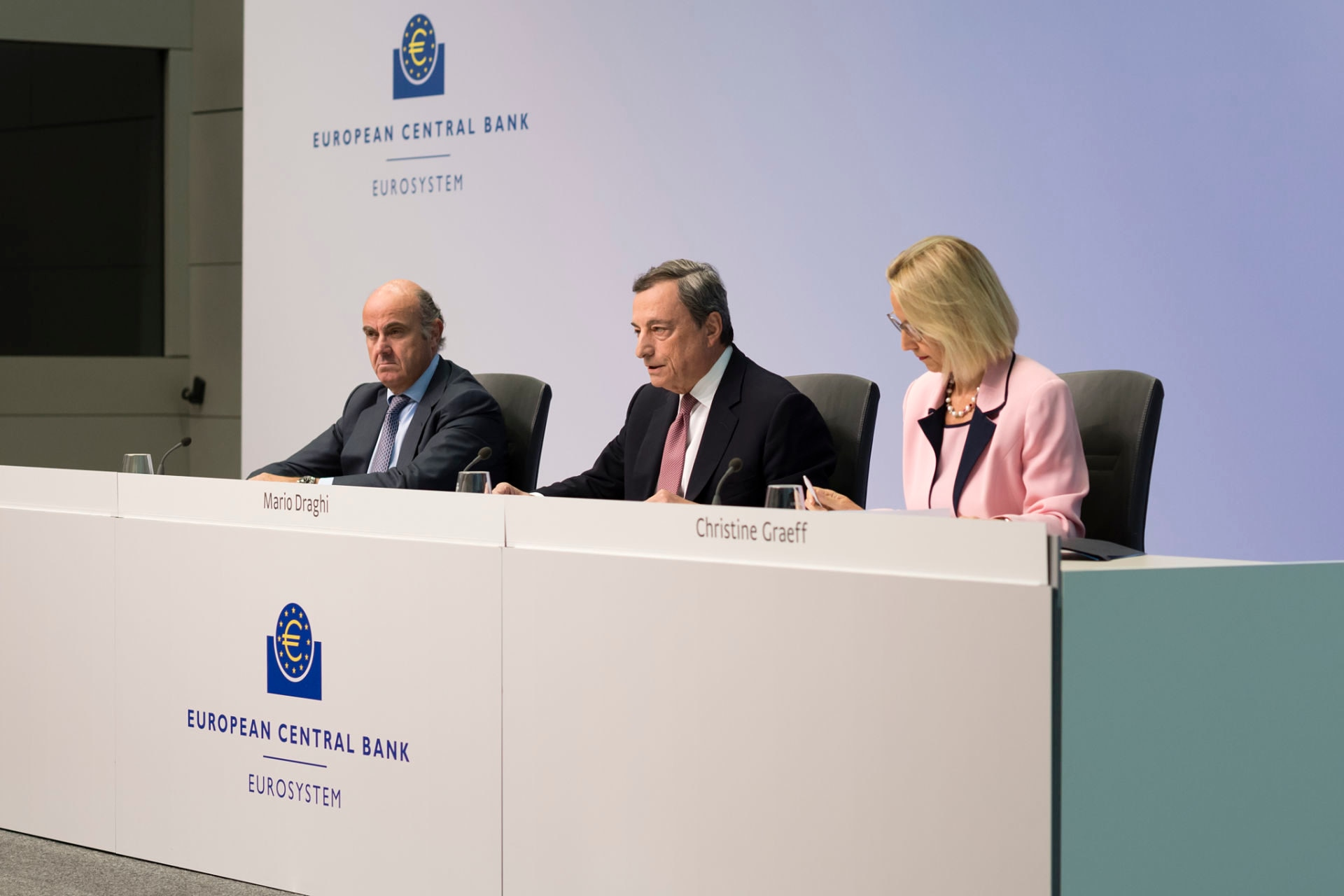 BCE - Mario Draghi - banco Central Europeo