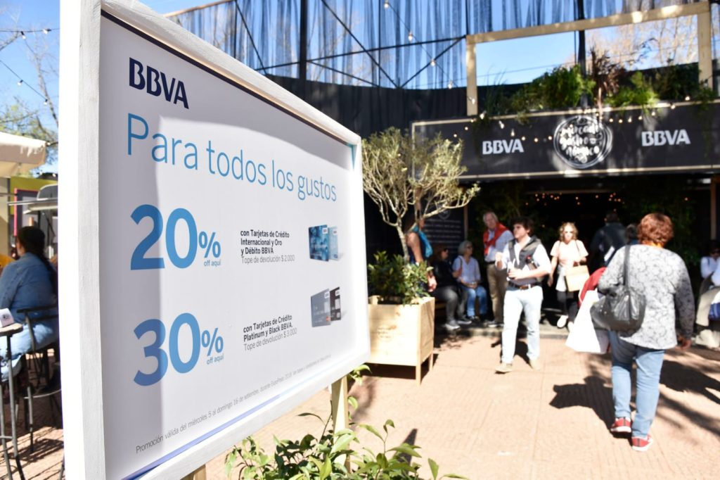 BBVA Uruguay en Expo Padro 2018