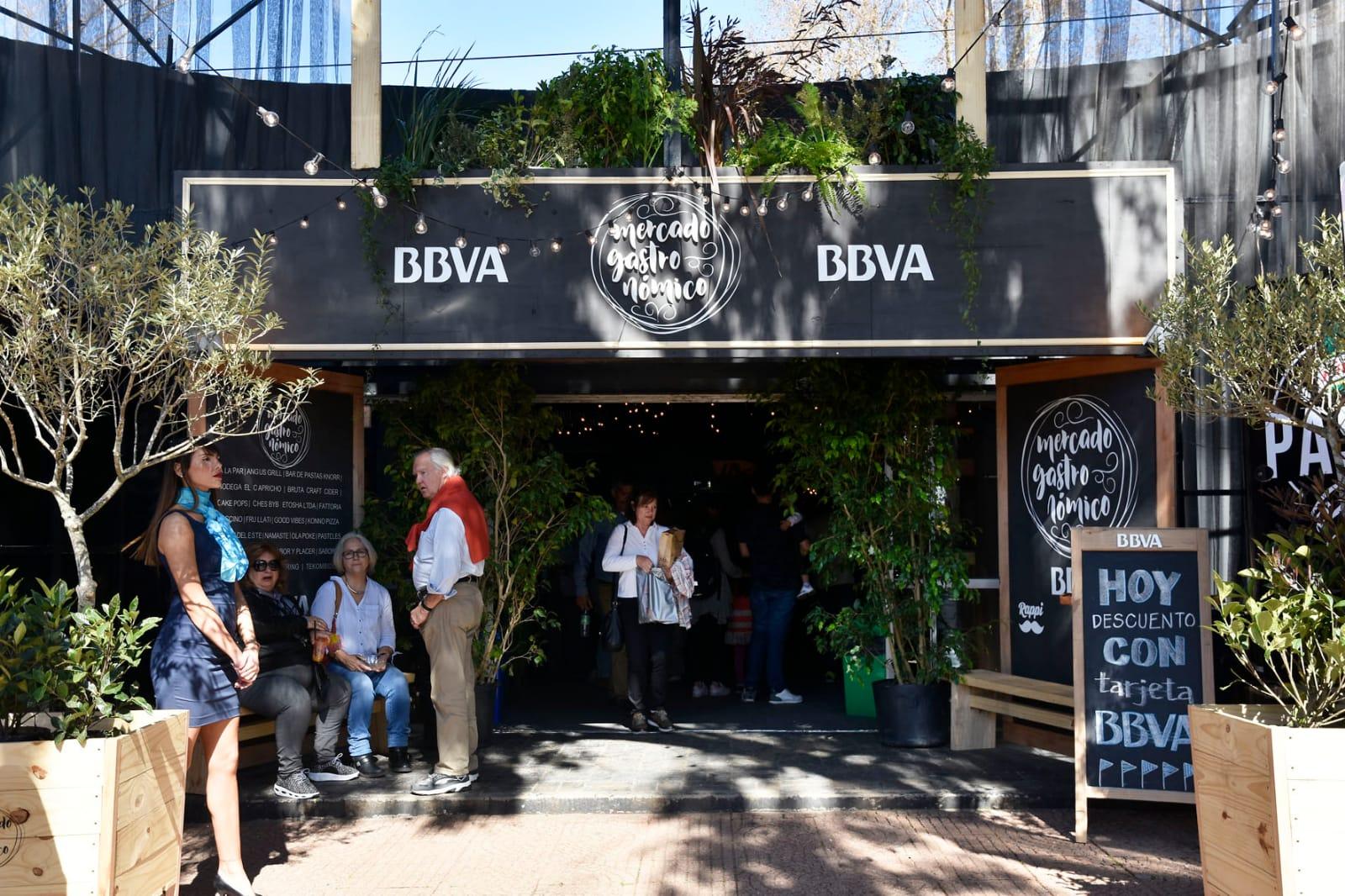 BBVA en Expo Prado Uruguay 2018