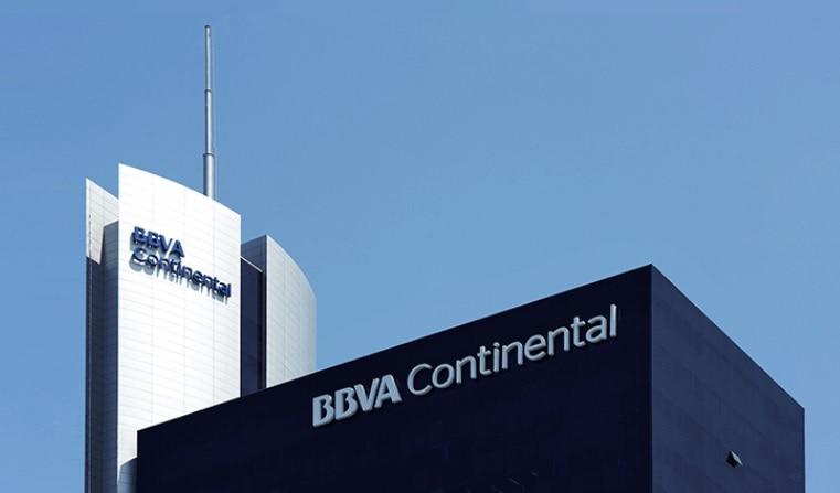 Edificio BBVA Continental en Lima