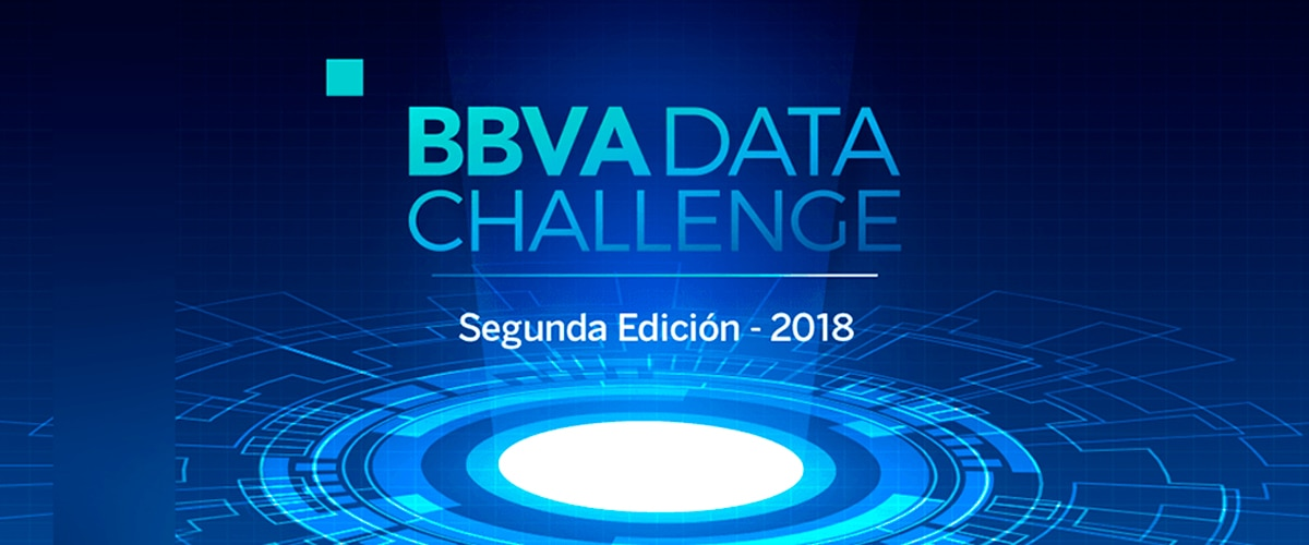 BBVA Data Challenge: Vuelve el reto regional para los apasionados por los datos