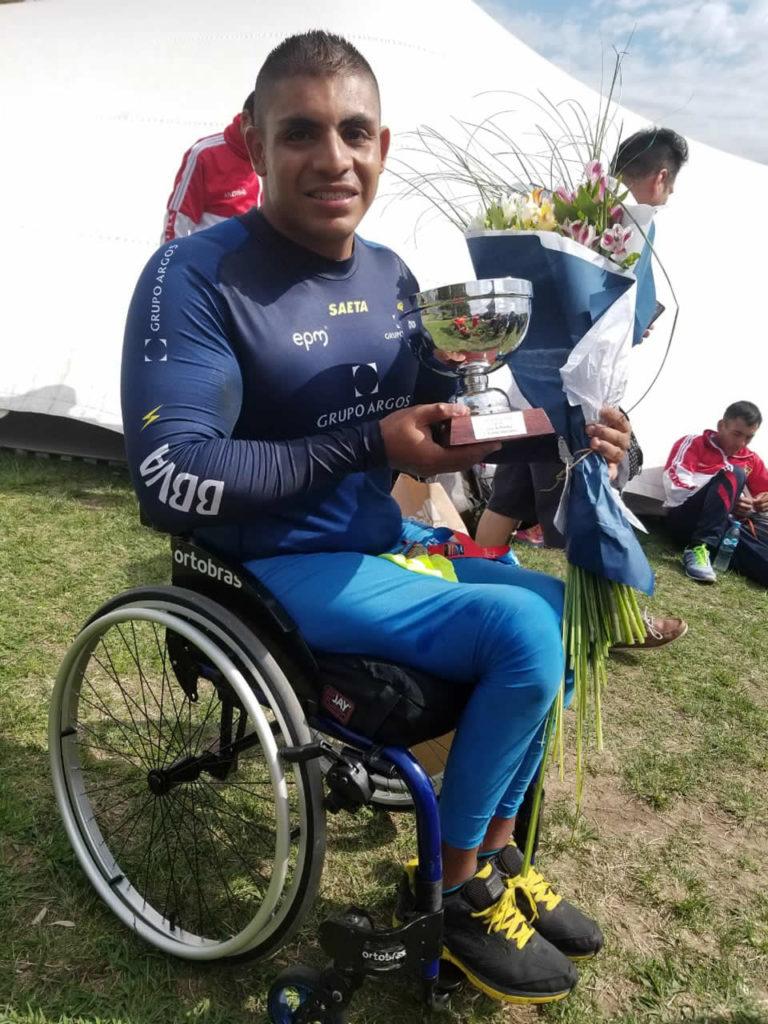 Francisco Sanclemente, ganador en Buenos Aires