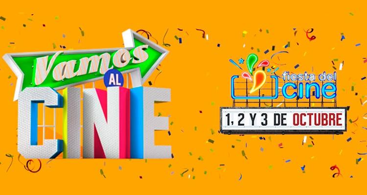 Fiesta del cine-octubre 2018