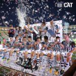 Talleres ganó la Copa BBVA Francés
