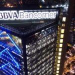 Iluminacion Bancomer Noche