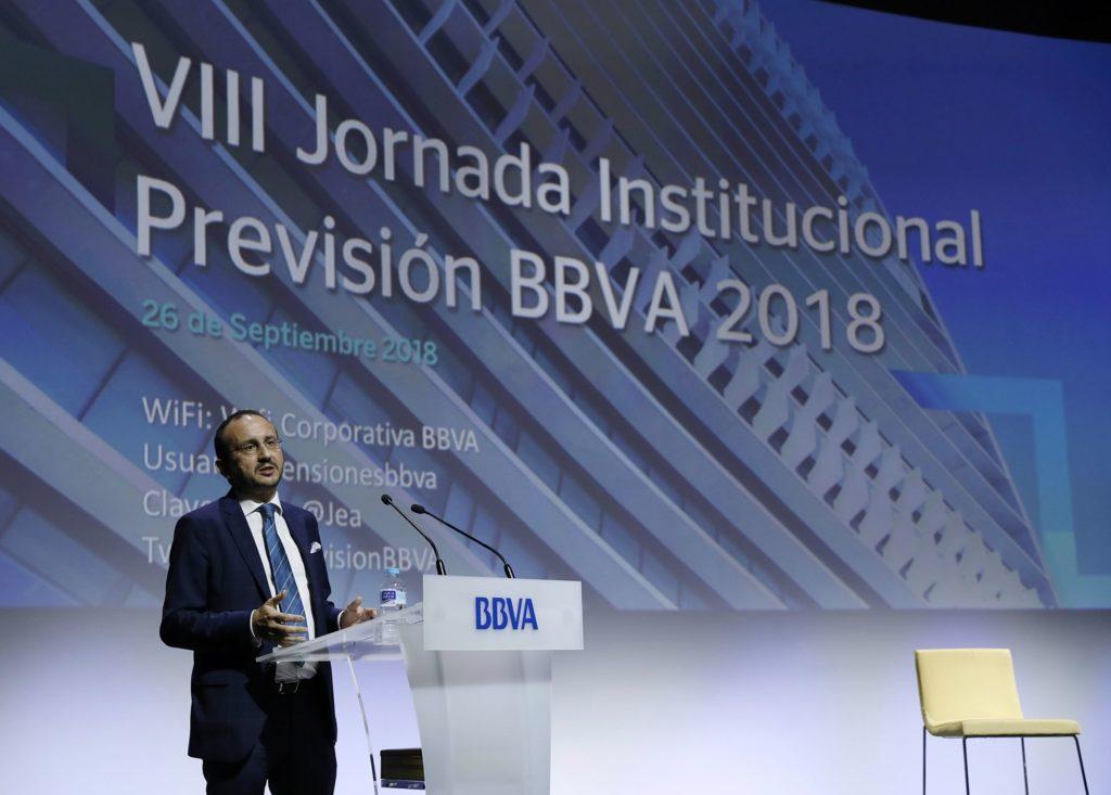 Imagen de Rafael Verástegui BBVA Seguros VIII Jornada BBVA Previsión 2018