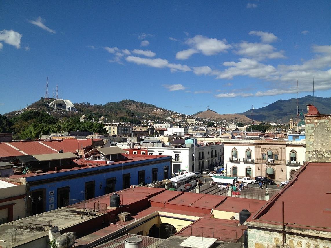 ciudad oaxaca