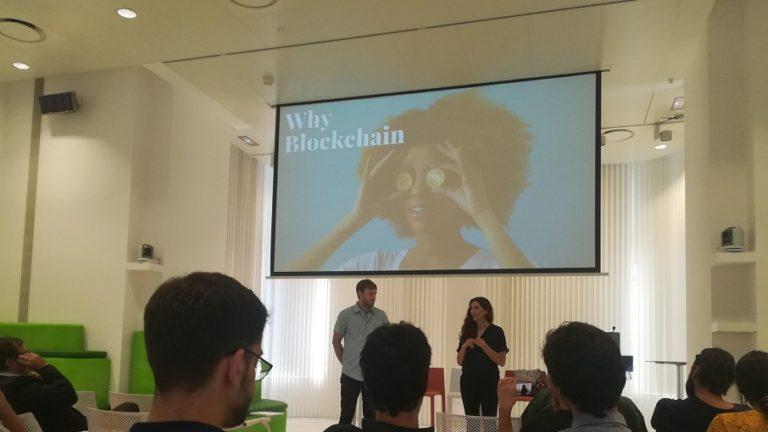 civil blockchain periodismo innovacion token recurso bbva