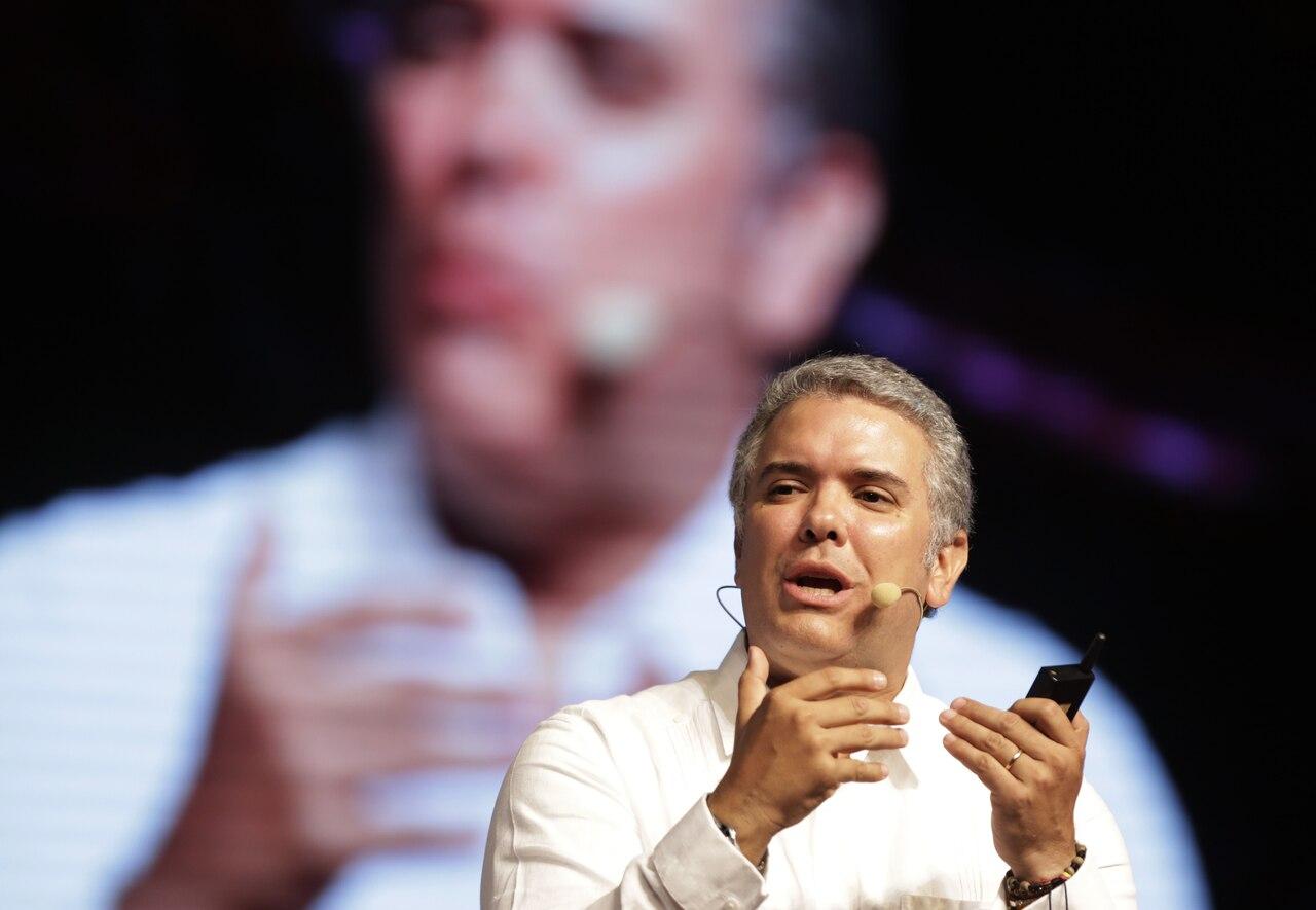 EFE- colombia ivan duque cumbre latinoamerica mercados bbva