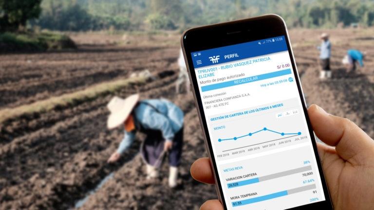 Fotografía de La Fundación Microfinanzas BBVA apuesta por la tecnología
