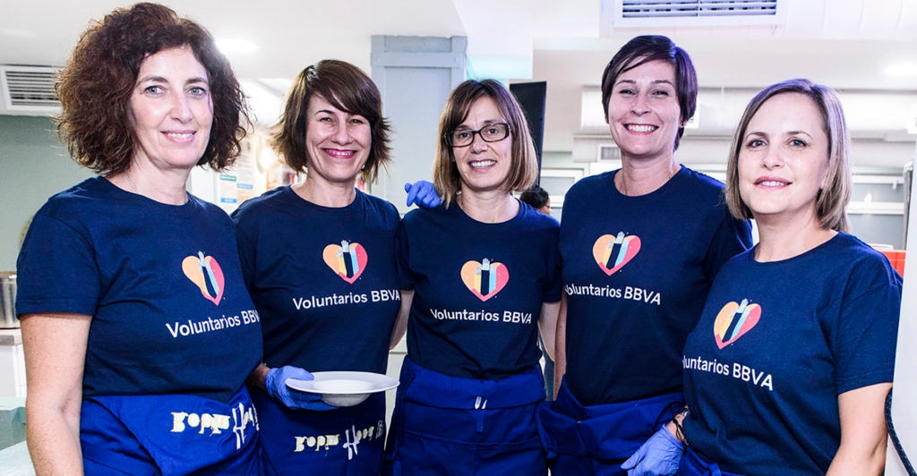 BBVA celebra su Semana Global del Voluntariado | BBVA