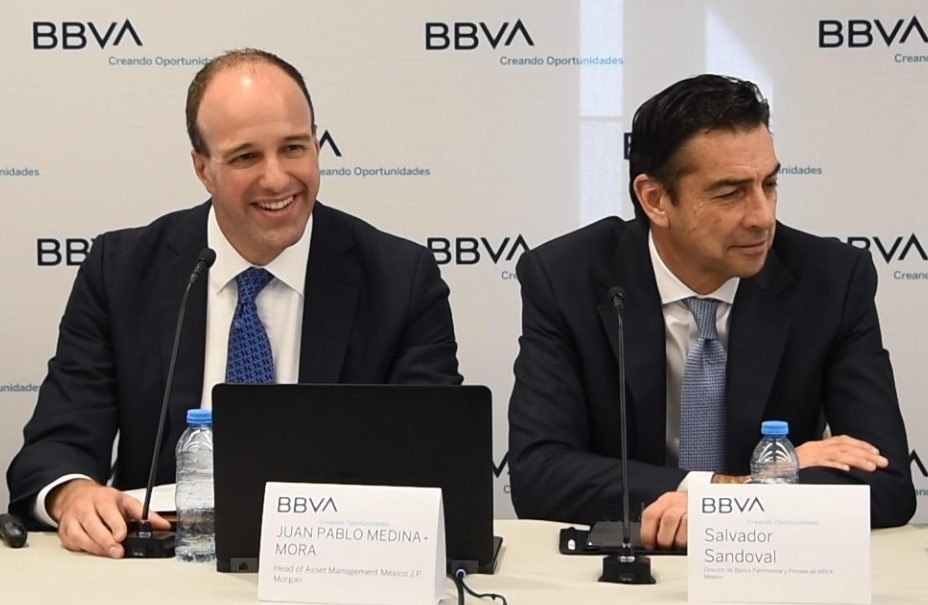 Alianza BBVA México- JP Morgan