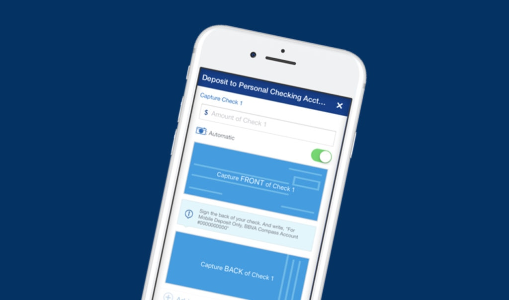 BBVA Compass Mobile Banking recognized as top five in