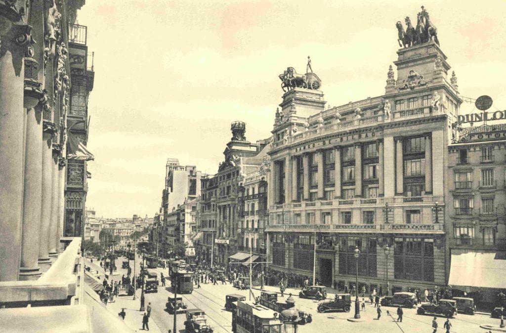 BBva Madrid.Alcalá 1932 recurso bbva
