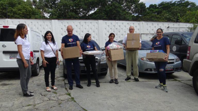 Semana del Voluntariado Venezuela BBVA Provincial