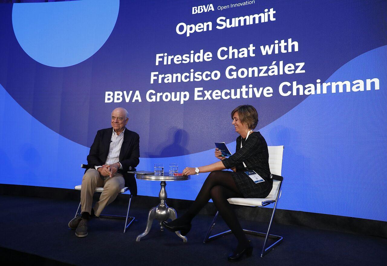 Francisco Gonzalez Open Summit BBVA