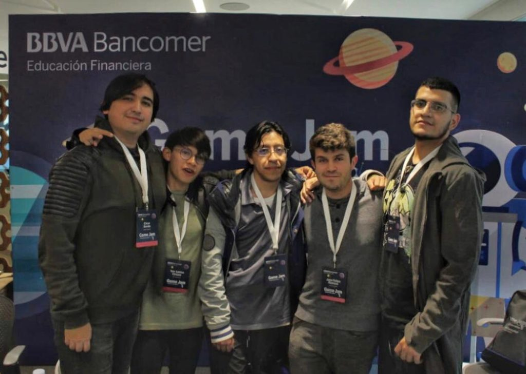 GameJam Educación Financiera BBVA Bancomer