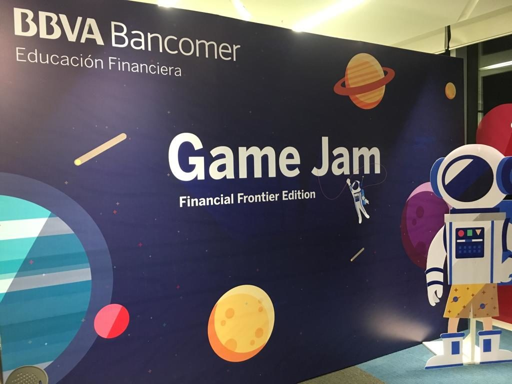 GameJam Educación Financiera BBVA Bancomer
