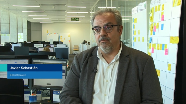 Javier Sebastián BBVA RESEARCH