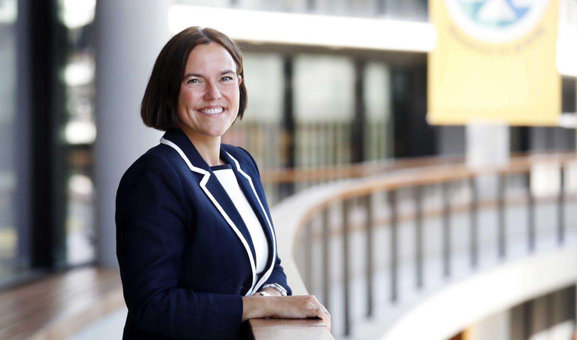 Luisa Gómez Bravo, directora global de inversión y gestión de costes en BBVA