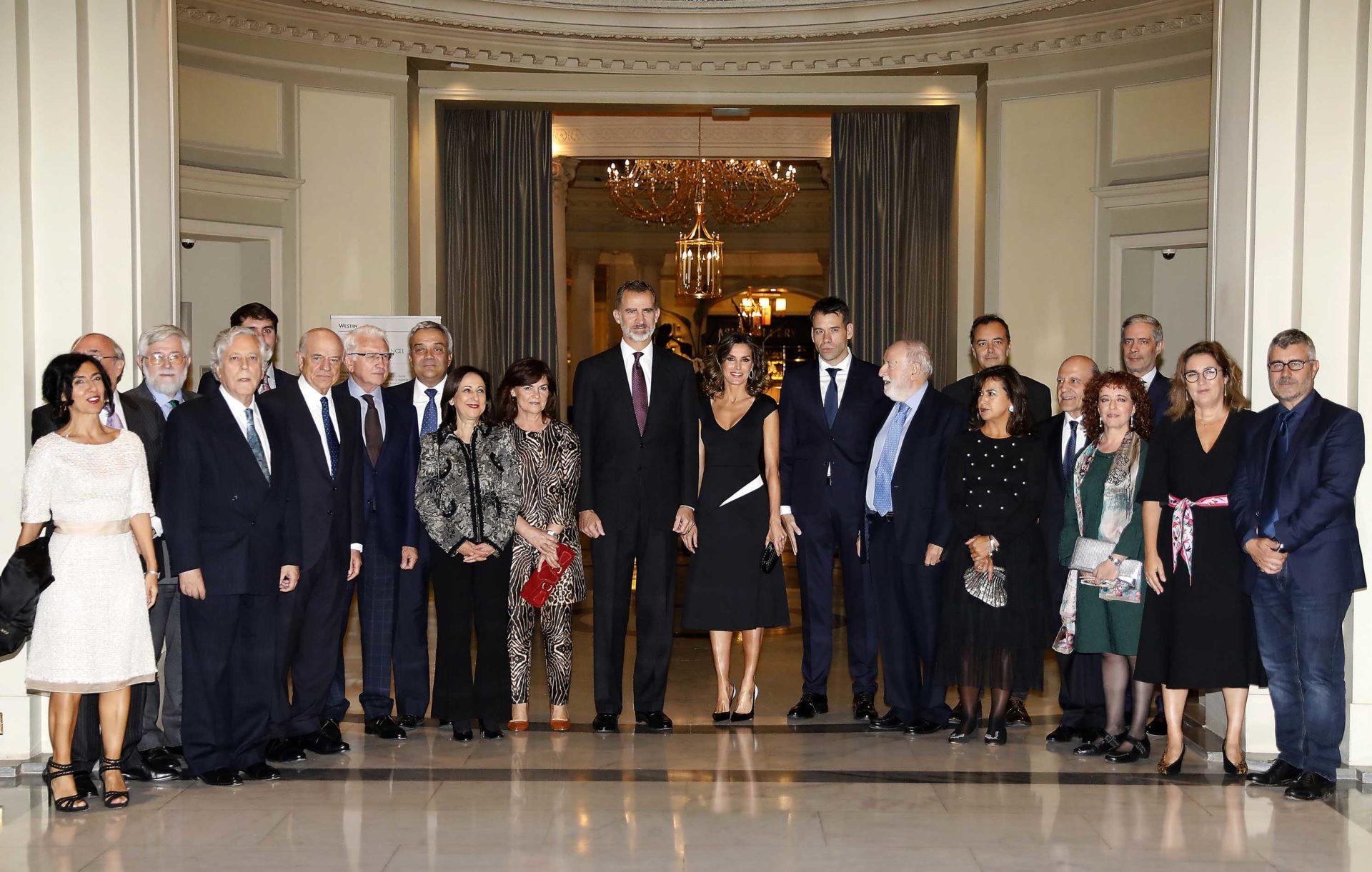 Rubén Amón recoge el Premio Cerecedo de Periodismo