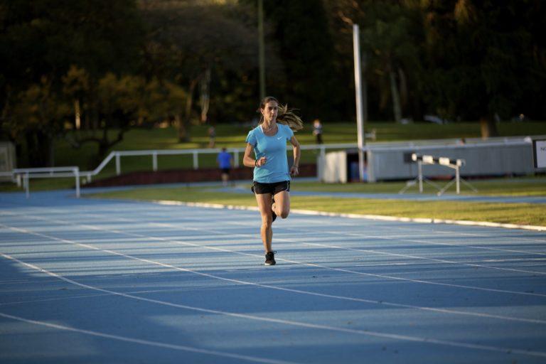 Ma Pía Fernandez - corredora uruguaya