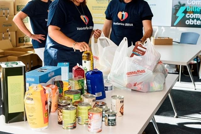Semana del voluntariado BBVA España