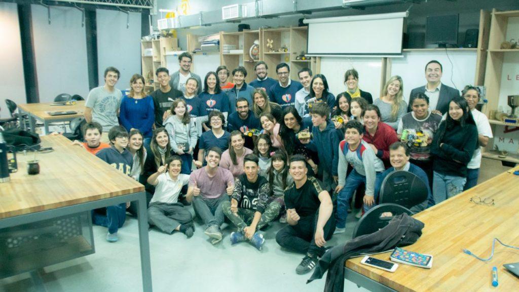 Semana del voluntariado BBVA Uruguay